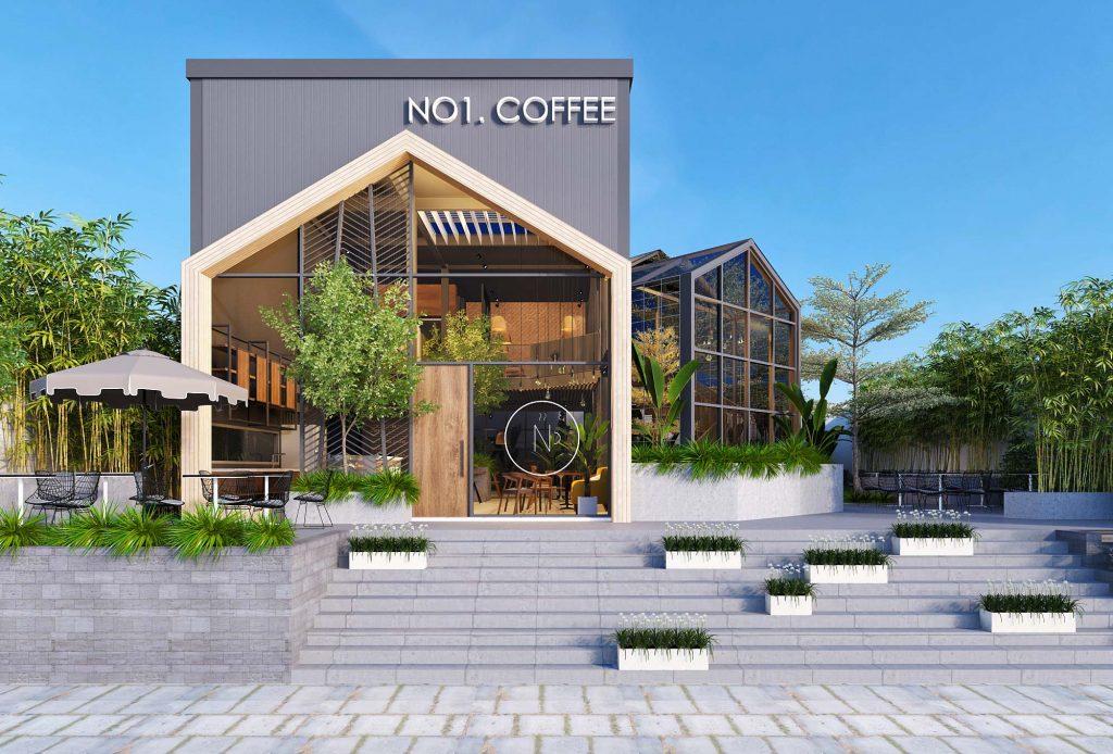 Quán Coffee tại Từ Sơn