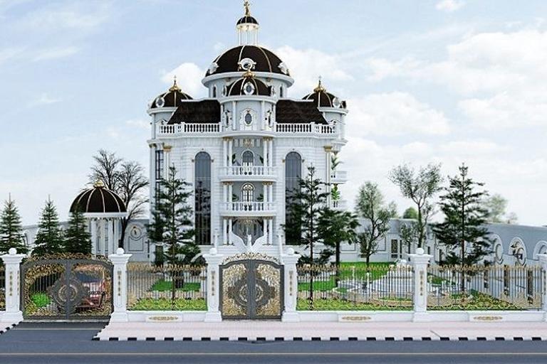 Dự án biệt thự lâu đài tại Nam Định